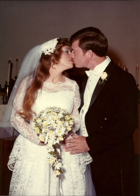 My wedding1985