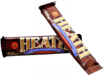 heath-bar